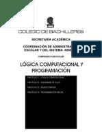 LOGICA COMPUTACIONAL coleguio de bachilleres