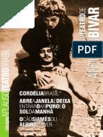Antônio Bivar - As Três Primeiras Peças