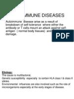 2 Autoimmune Diseases