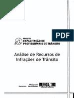 Apostila recursos de transito