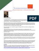 10-03-12 Richard Fine, the Essence of Habeas Corpus, and Alleged Fraud by Kozinski