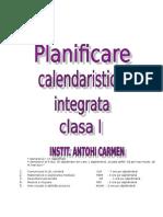 1 Planificarea Mea Calendaristica