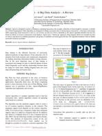 Apriori - A Big Data Analysis - A Review
