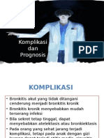 Prognosis Dan Komplikasi Bronkitis