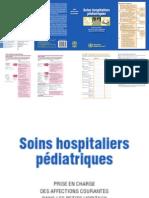 soins hospitaliers pediatriques