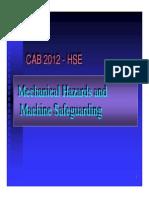 Microsoft PowerPoint - Mechanical Hazards Jan07