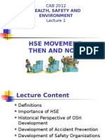 Lecture1 HSE Movement