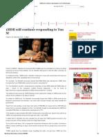 1MDB Will Continue Responding to Tun M _ TheSundaily