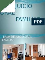 ETAPA POSTULATORIA en el JUICIO ORAL FAMILIAR