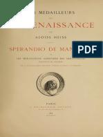 Les médailleurs de la Renaissance. [VI]