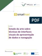 Interfaces Visuais de Apresentação de Dados e Navegação