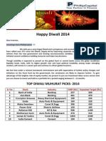 Top Diwali Fundamental Picks