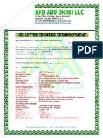 Adyard Abu Dhabi Llc Soft Copy Employment Contract Letter
