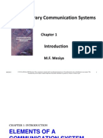 Basic Communication Engineering