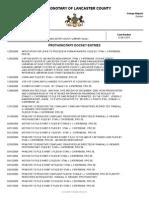 OPEN - CATERBONE v. Duke Street Business Center, Et Al DOCKET Case No. CI-08-13373 as of September 26, 2015