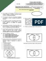 práctica 4° problemas con conjuntos