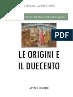 Appunti Letteratura Italiana