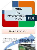 Presentation- Payment Banks