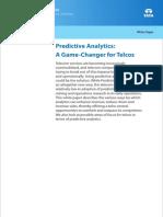 Telecom Whitepaper Predictive Analytics Telecom Companies 0513 1