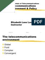 Telecom Regulation
