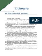 Adrian Ciubotaru-Nu Sunt Ultima Mea Versiune 05