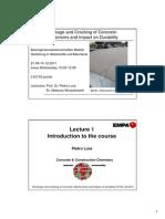 Lecture1 21092011 Introduction2011 Slides