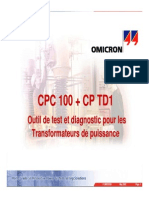 Diagnostic Transformateur