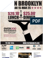 Call Any of the Participating Restaurants And