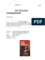 1. Teologi Pembebasan