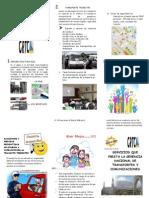 Trifoleado de Grtc Imprimir