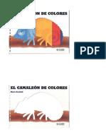 El Camaleón de Colores