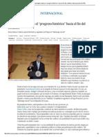 """Acuerdo FARC_ Washington Celebra El """"Progreso Histórico"""" Hacia El Fin Del Conflicto _ Internacional _ EL PAÍS"""