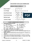 Cartesian System of Rectangular Coordinates