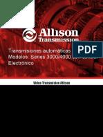 Presentacion Allison Series 3000-4000