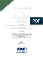 NCCSIR annual report
