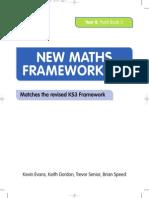 New Maths Frameworking Year 8 Pupil Book 3 8f469