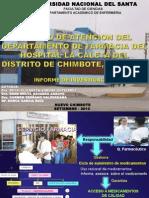 CALIDAD DE ATENCION EN EL SERVICIO DE FARMACIA DE UN HOSPITAL ESTATAL