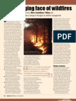 Crisis Response 2009 Vol 5 4 p56 57 Wildland Fire Mediterranean 2[1]