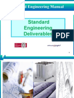 Standard Engineering Deliverables