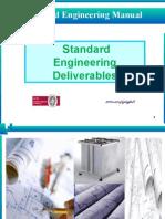 Standard Engineering Deliverables