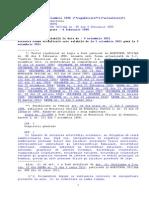 LEGE Nr. 26 Din 5 Noiembrie 1990 Privind Registrul Comerțului - Actualiz La 09.11.2011