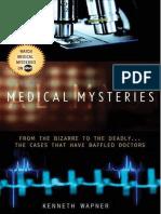 Medical Mysteries - Kenneth Wapner.epub