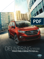 2014 Ford Annual Report Sm