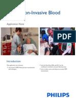Non Invasive Blood Pressure