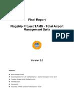 TAMS Final Report v2.0
