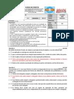 Prova AV1 Gabarito Direito Civil 3 Matutino CCJ0014 1001 2014.2 (1)