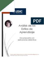 Proyecto Analisis de Estilos de Aprendizaje
