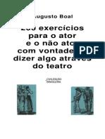Augusto Boal - 200_exercicios