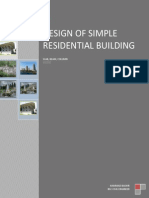 Design of Residential Building