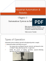 Chapter2-Automation System in Industry